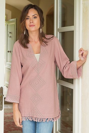 WOMEN SAND DRIFTS TUNIC
