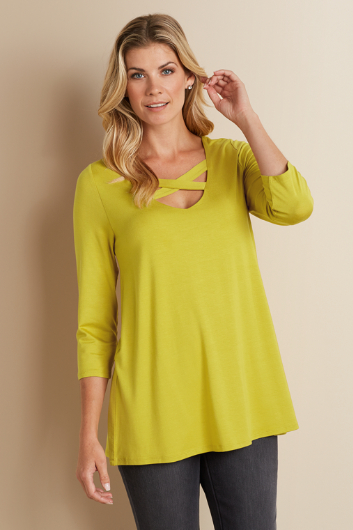 CRISS CROSS TOP I