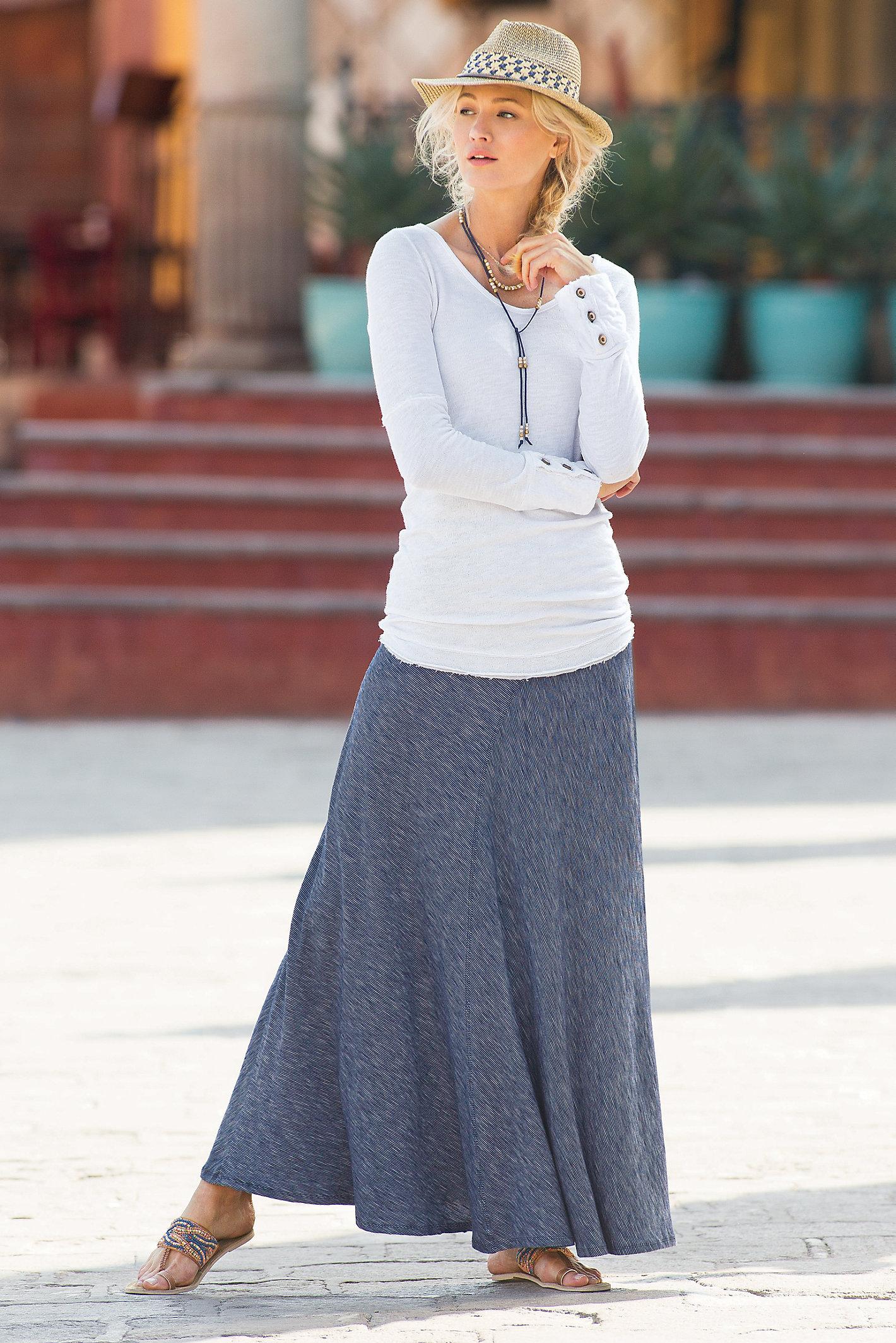 Agean Sea Skirt