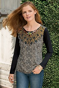 Beaded_Feathers_Top