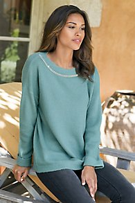 Bejeweled Sweater