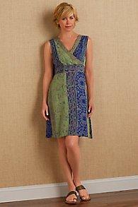 Sakina Batik Dress