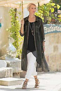 Daphne Duster Dress