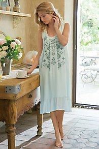 Soft Gauze Gown