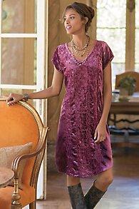 Bohemian_Velvet_Dress