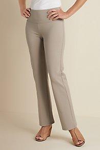 Slimming Bootcut Pants I
