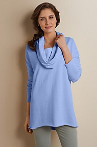 French Terry Tunic