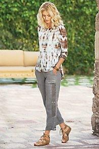 Lux Linen Pants