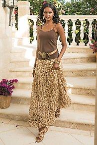 Wildcat Skirt