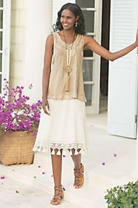 Cabana Skirt I
