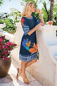 Hibiscus Dress
