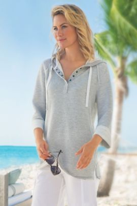 Just Beachy Pullover