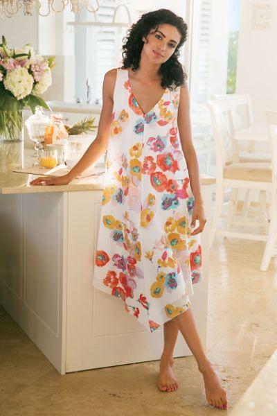 Womens Pajamas, Robes & Sleepwear   Soft Surroundings