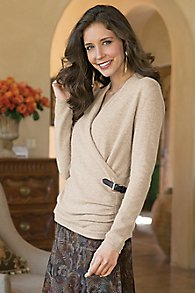 Luxe Cashmere Sweater