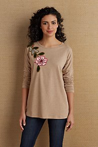 Hibiscus_Embroidered_Tee