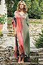 Talls Autumn Sky Caftan Photo