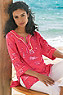 Women Parisian Paradise Tunic Photo