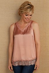 Lacemaker's Silk Tank