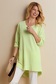 Afternoon Walk Tunic
