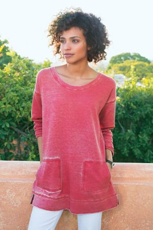 Womens Tunic Tops & Sweaters | Soft Surroundings