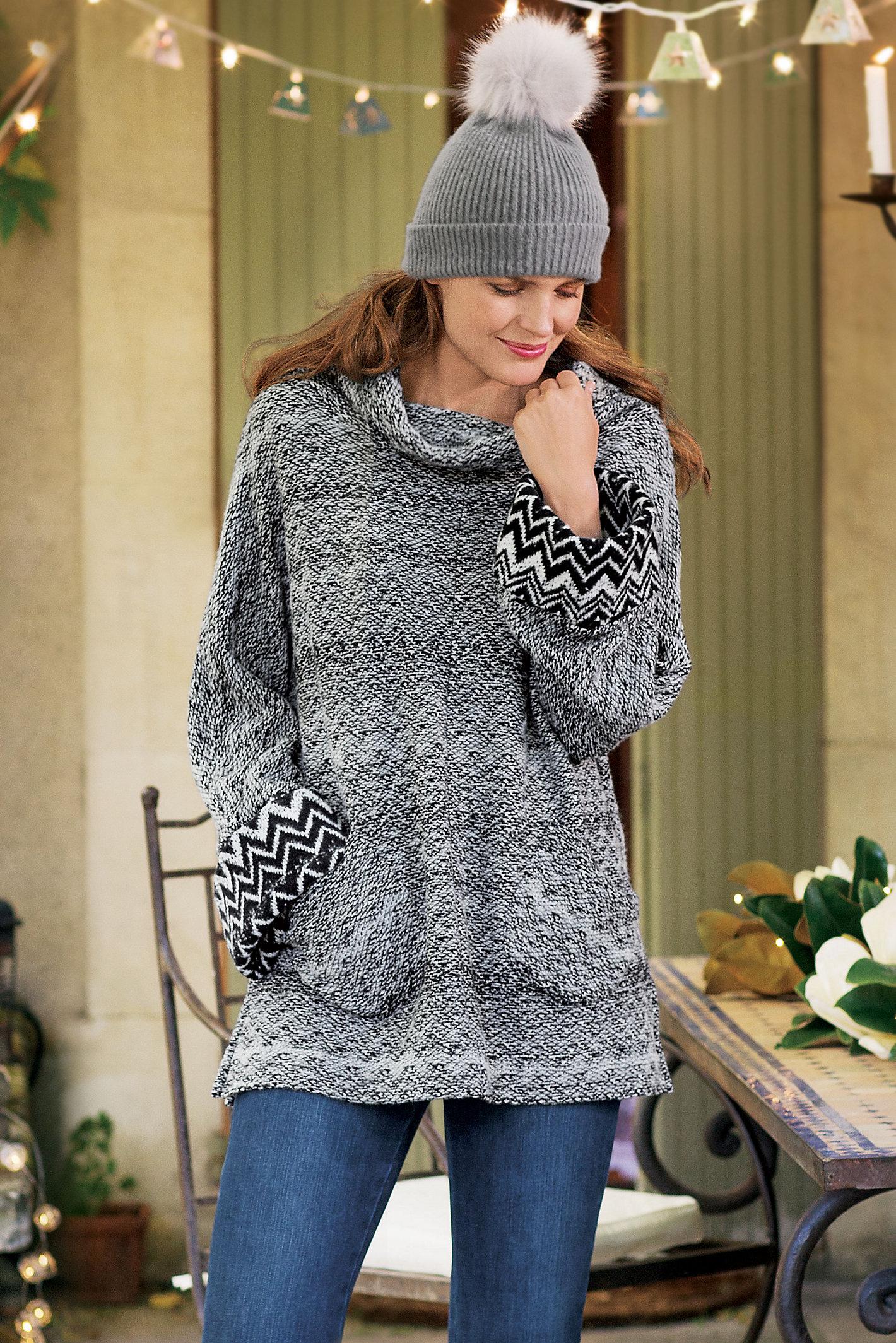 Alma Oversized Pullover