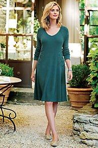 Lara Textured Knit Dress