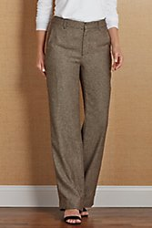 Soft Tweed Trousers