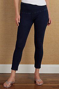 Denim_Knit_Capri