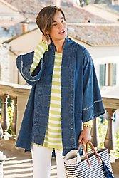 Amadi Kimono Jacket