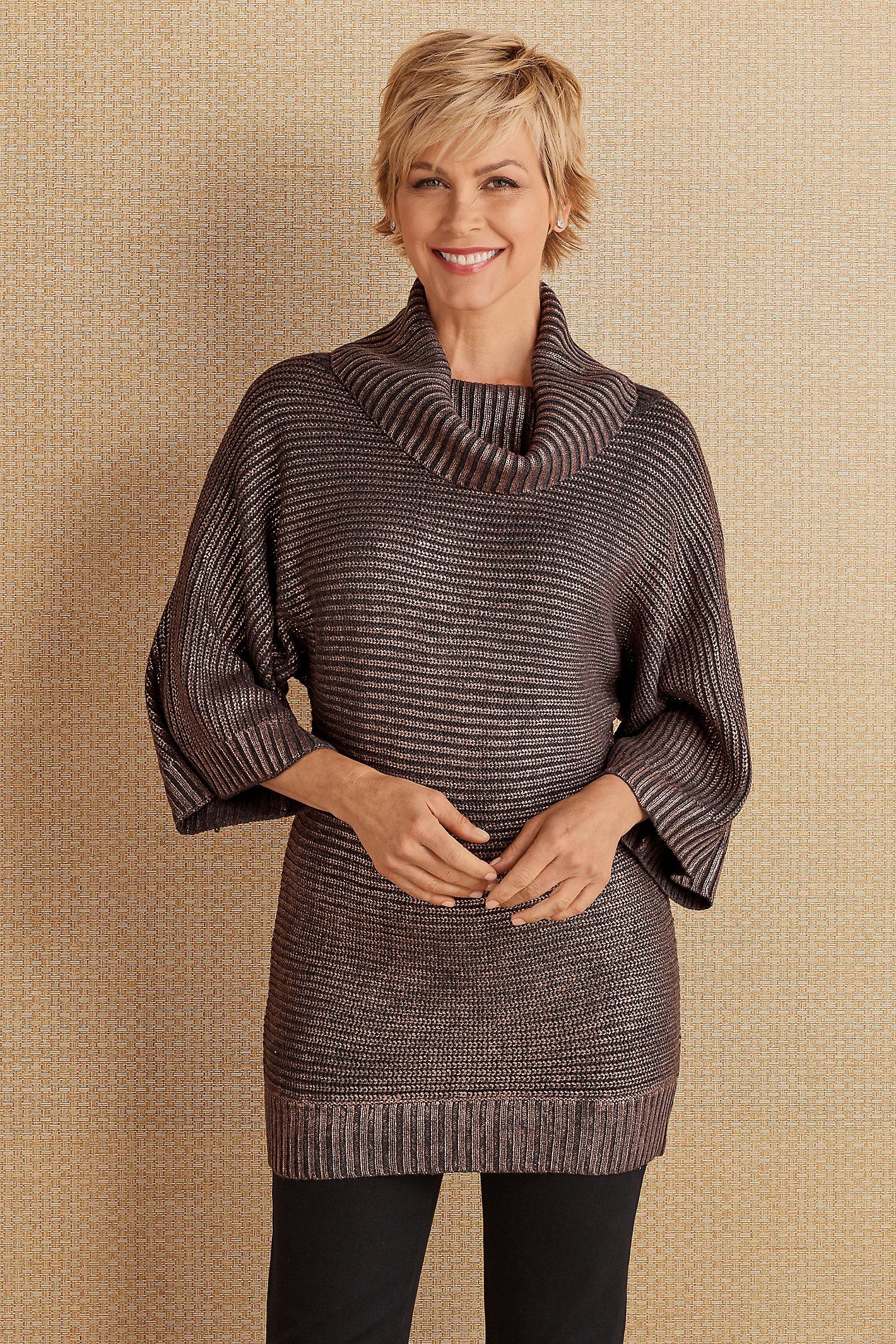 Glimmer Pullover