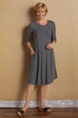 Easy Stripe Dress