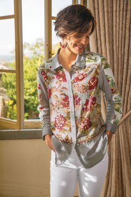 Rosemary Floral Shirt