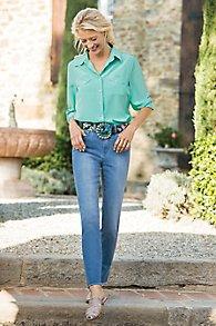 Metamorphic 5-Pocket Jeans