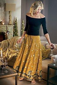 Samaira Embellished Skirt