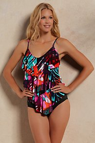 Magicsuit Cypress Rita Tankini Top