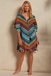 Miraclesuit Casbah Caftan Cover-up
