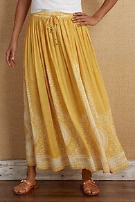 Sunglow Gauze Skirt