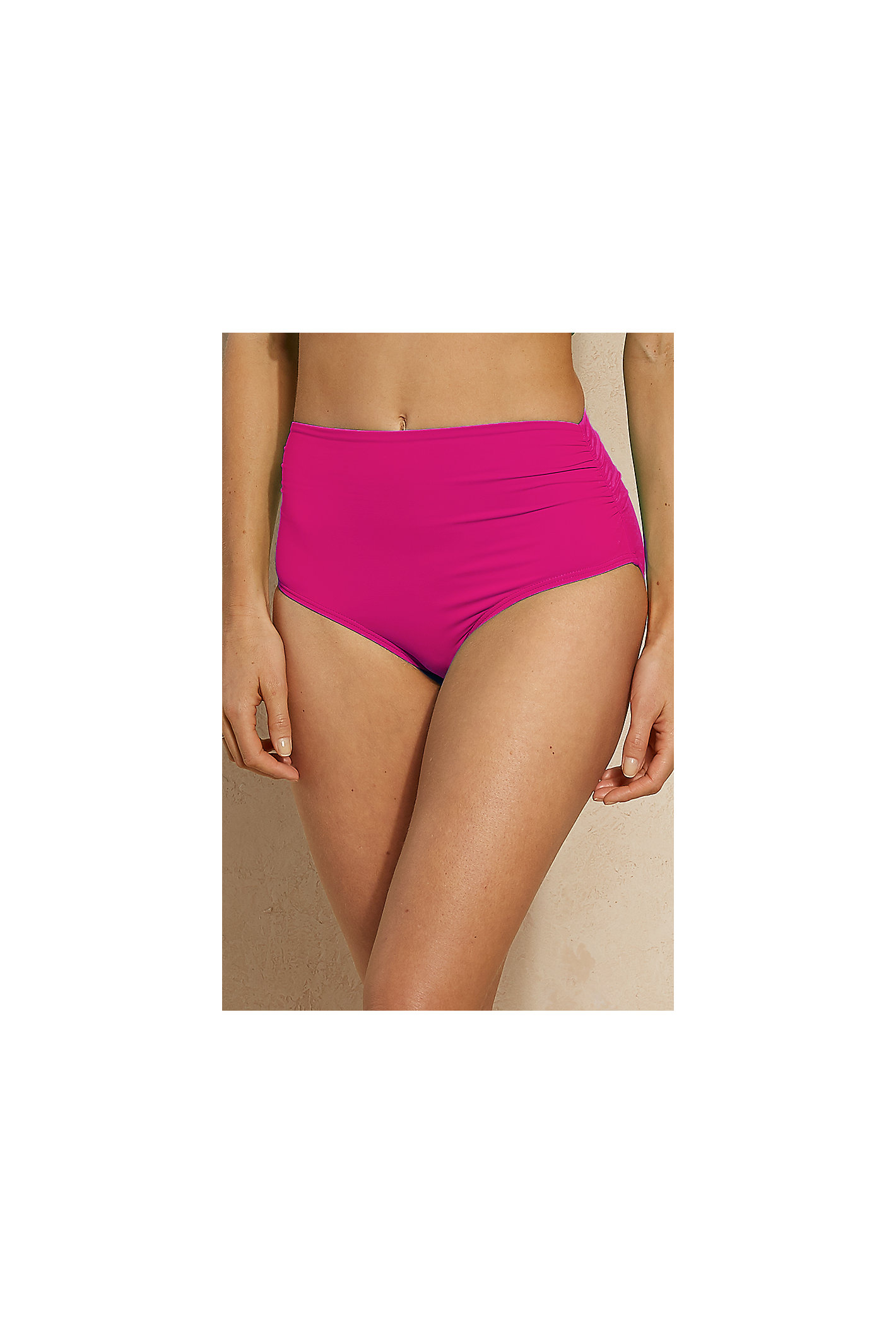 Anne Cole High Waisted Bottoms