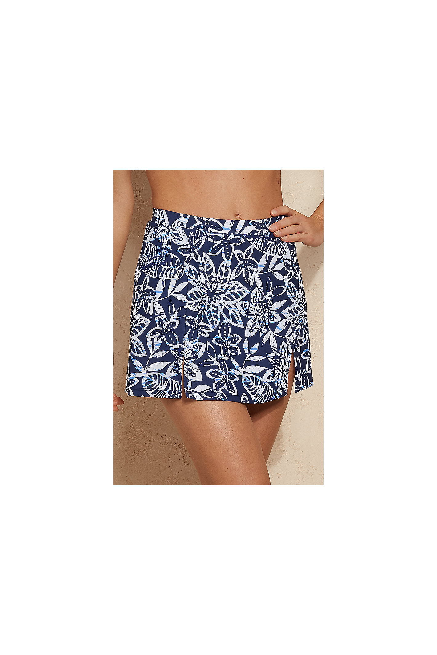 Carol Wior Batik Skirt