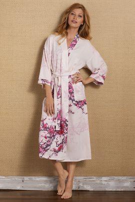 Cherry Blossom Robe