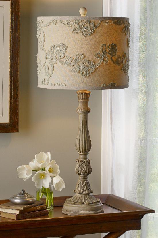 Juliet Lamp Candlestick Lamp Bronze Table Lamp Soft