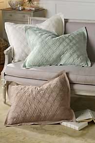 Diamond_Quilted_Bed_Sham