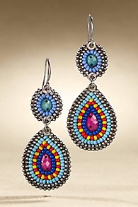 Mosaic_Teardrop_Earrings