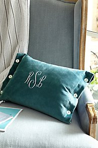 Bruges Velvet Accent Pillow