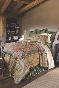 Mas La Barque Tapestry Coverlet