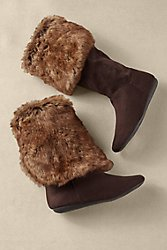 Sherpa Convertible Boots