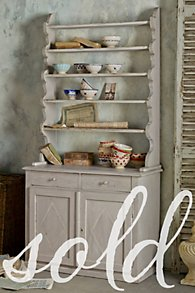 Louis XVI Pine Cupboard
