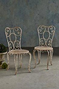 Parisian Nouveau Chairs