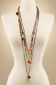 Long Thread Necklace