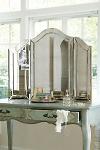 Brigitte Tri-Fold Vanity Mirror